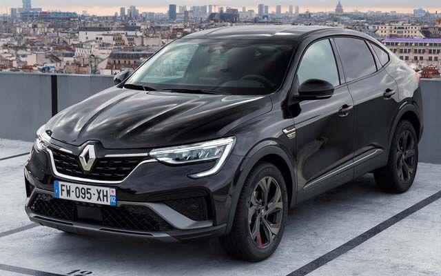 Renault започна да продава крос-купето Arkana в Европа: цените изненадаха