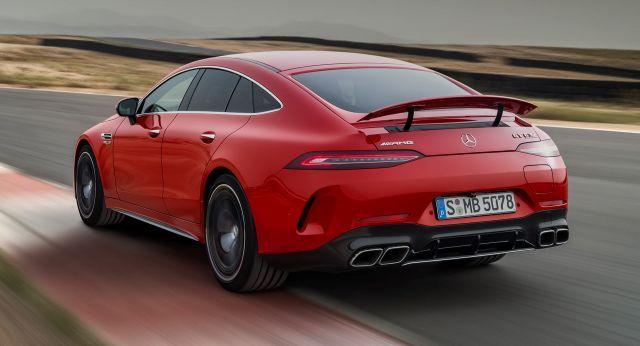 Mercedes ще спре да предлага някои AMG модели