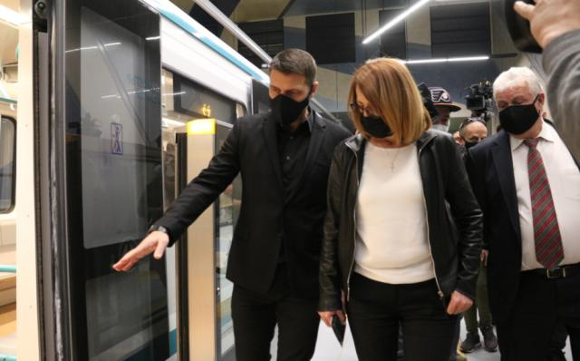 Пускат третата линия на метрото до 30 август