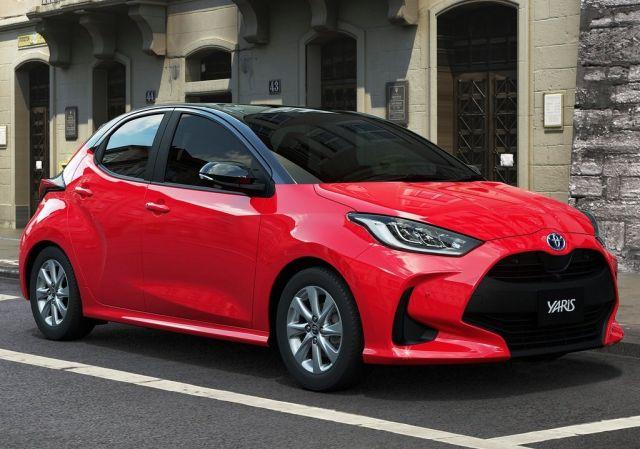 Нова Toyota ще споделя платформа с Yaris