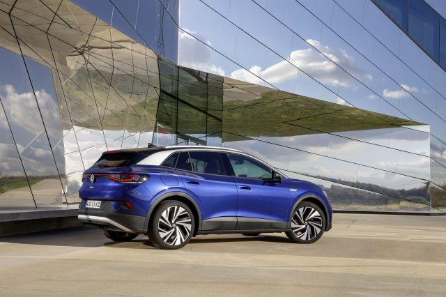 Четири варианта на интериора на новия Volkswagen