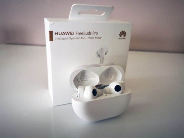 Huawei FreeBuds Pro - наушники TWS, которые могут вас удивить