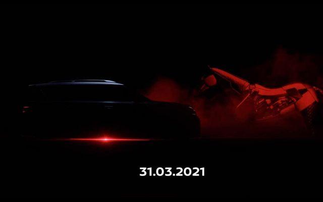 След пет дни ще видим спортен Nissan Patrol