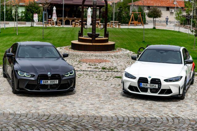 BMW M3 получи по-добър звук с интернет ъпдейт