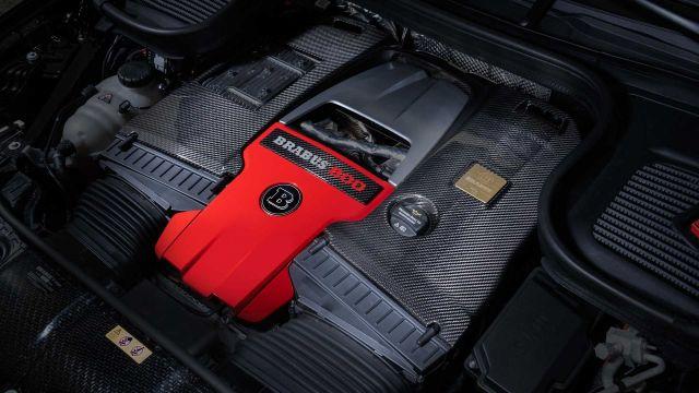Mercedes GLE Coupe вече разполага с 800 конски сили
