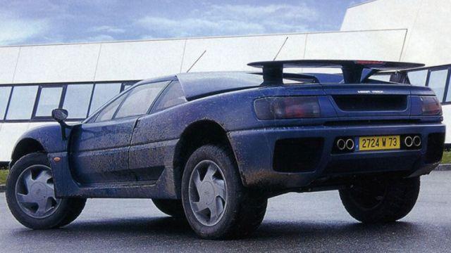 Осем коли на старо, които ще се справят с офроуд трасе по-добре от модерните 4x4 кросоувъри