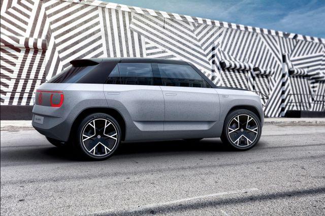 VW ID.Life е електромобил с цена от 20 хиляди евро