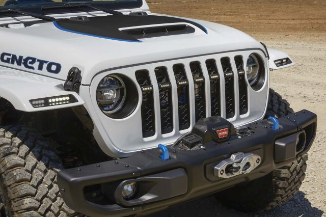 Изцяло електрически Jeep пристига през 2023 година