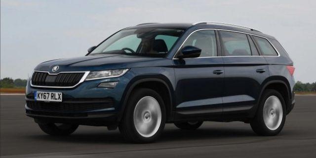 Нов рейтинг на най-надеждните SUV-та