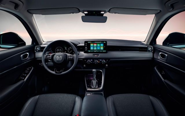 Honda разказа за новия кросоувър HR-V