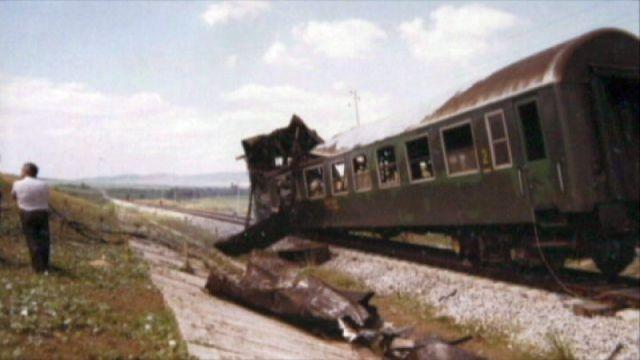 36 години от атентата на гара Буново (СНИМКИ)