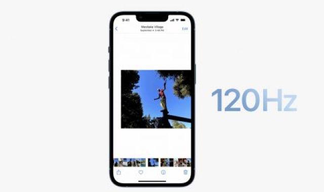 Apple: Всички приложения могат да се възползват от променливата честота на опресняване
