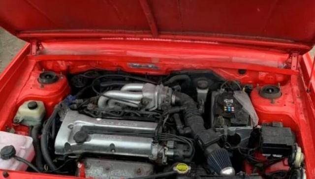 Виждали ли сте Запорожец с двигател от Mazda, при това отпред?