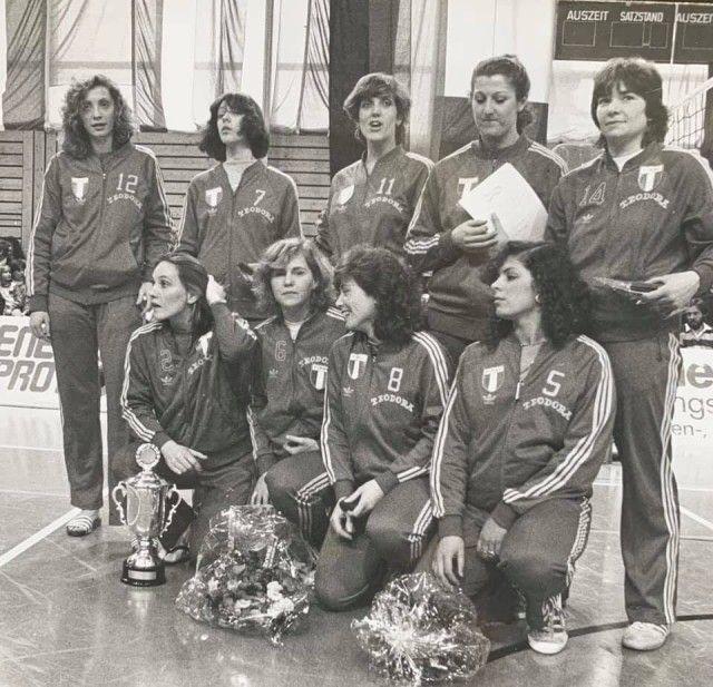 Една от живите легенди на волейбола у нас получи голямо признание