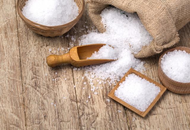 10 причини да включите морската сол в менюто си