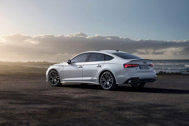 Няколко модела на Audi получиха Competition версии