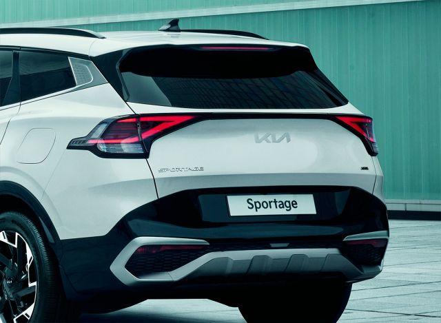 Kia представи новия Sportage