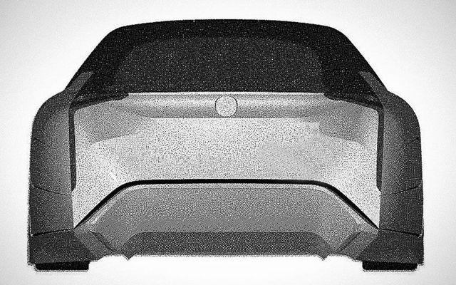 Honda патентова мистериозен автомобил