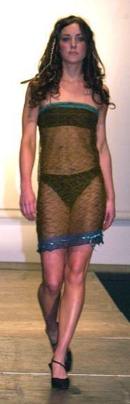 Кейт Мидълтън пленила принц Уилям със секси прозрачна рокля (СНИМКА) - 3