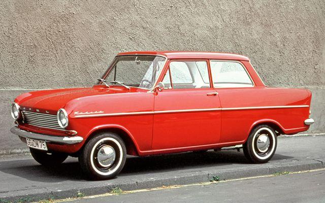 85 години Opel Kadett и Astra