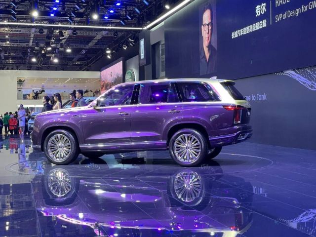 Great Wall показа Rolls-Royce Cullinan за бедни