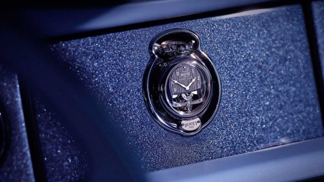 Най-скъпата кола в света пристига с гравирани часовници за нейните собственици