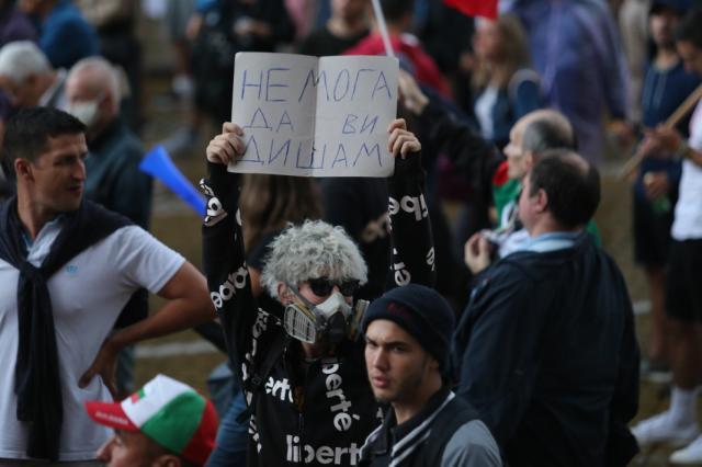 Протестиращите се върнаха на Орлов мост, палатковите лагери са възобновени (ОБНОВЕНА)