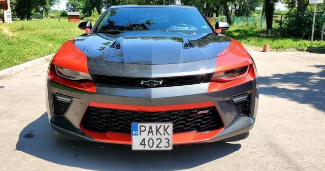 SPA уикенд събор на атрактивни американски автомобили