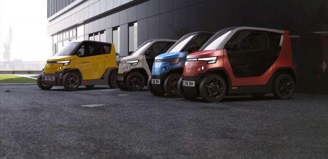 City Transformer променя ширината си и решава проблеми с паркирането и трафика