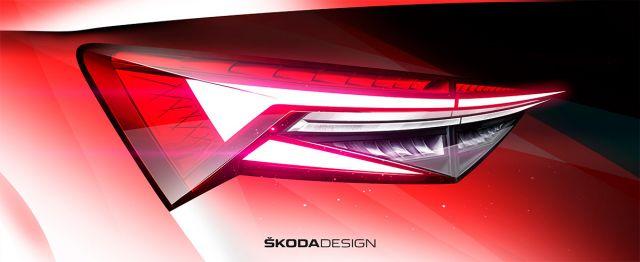 Skoda показа видео тийзър на актуализирания Kodiaq