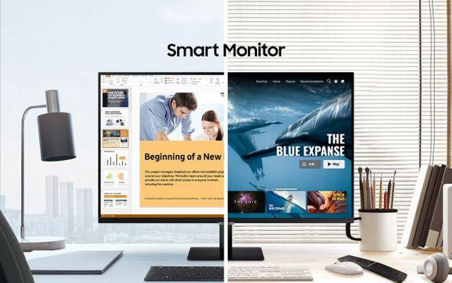 Samsung представи монитори, които могат да работят без компютър