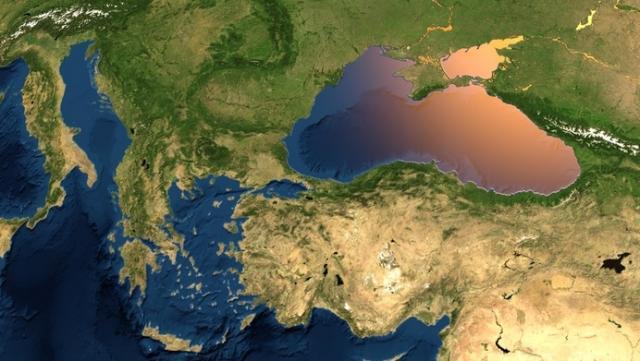 Черно море се превръща в океан