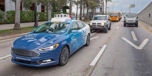 Огромни финансови загуби и психолози принудиха Ford да замрази разработката на автономни коли