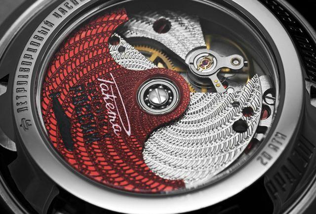 В Русия се продава ръчен часовник с метал от атомна подводница
