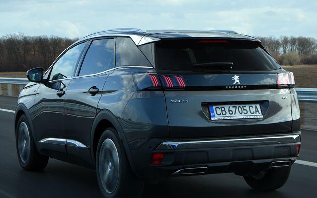 Тест и цени на обновеното Peugeot 3008
