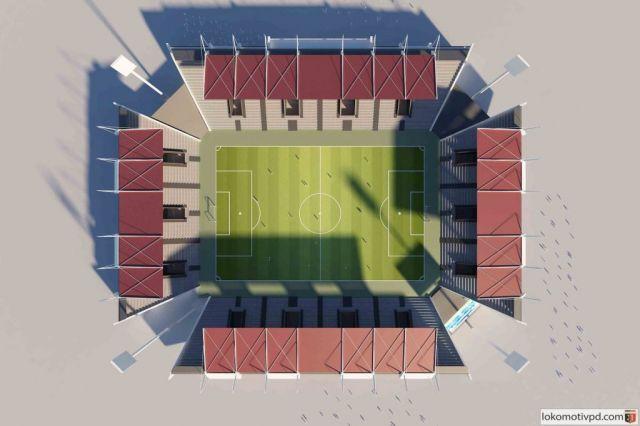 Ето как ще изглежда стадион