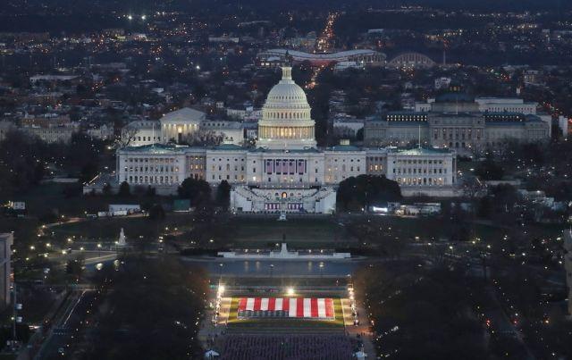 Ремонтът на Капитолия вследствие на щурма ще струва милиони
