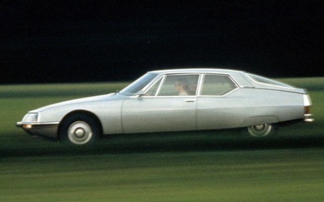 Италианската авантюра на Citroen или колата заради която