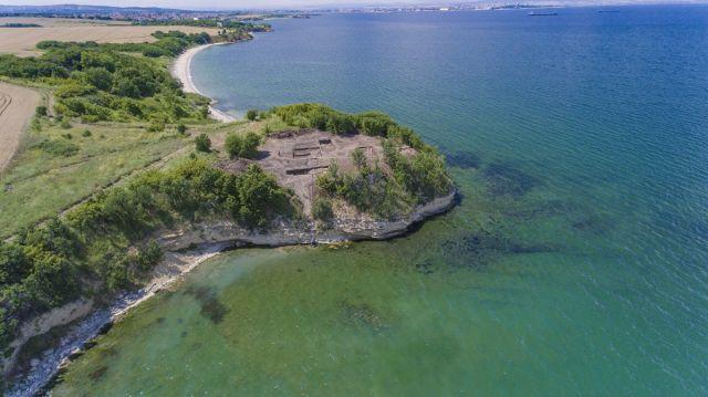 НИМ разкрива тайните на залива Ченгене скеле