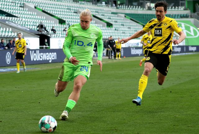 Ерлинг Халанд бута Борусия (Дортмунд) към Шампионската лига