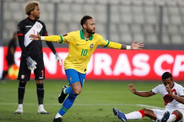 Неймар с хеттрик за успех на Бразилия