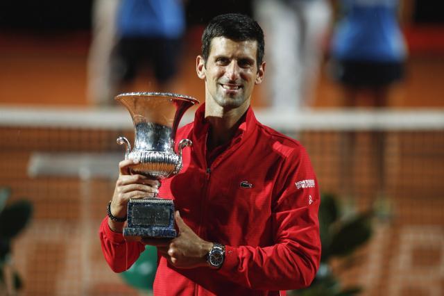 Световният №1 Новак Джокович е големият шампион в Рим с нов зашеметяващ рекорд (ВИДЕО)