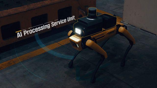 Запознайте се с първия робот на Hyundai