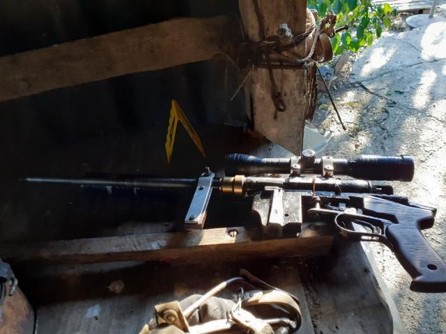 Акция в Исперих, откриха незаконни оръжия и ловни трофеи