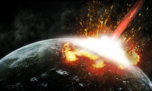 Динозаврите не са изчезнали след падането на астероид, а на...