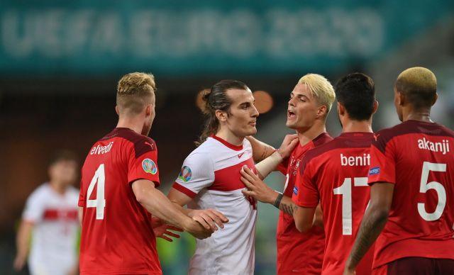 UEFA EURO 2020: Швейцария победи Турция с 3:1, но ще се надява