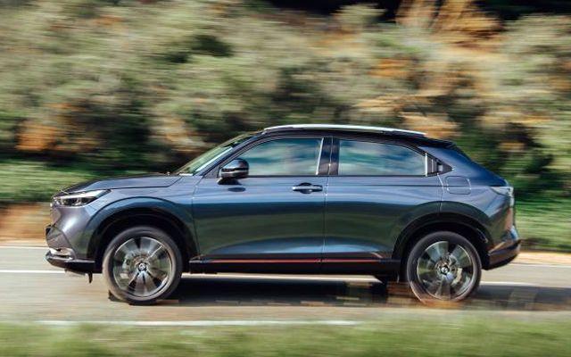 Honda разкри характеристиките на новото HR-V