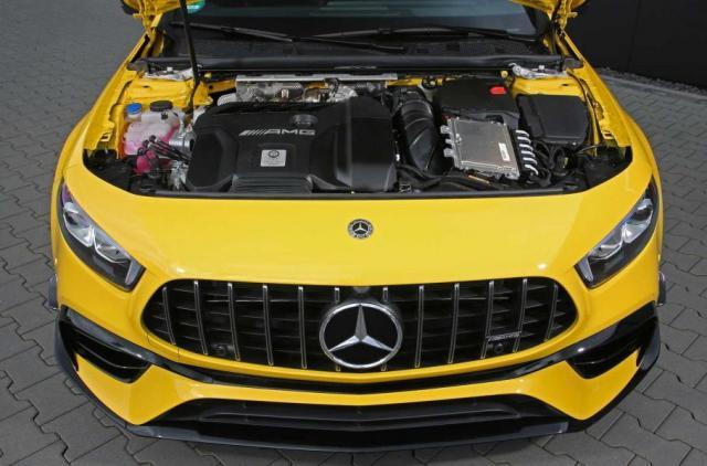 Двулитровият Mercedes А-Klasse се превръща в суперкар