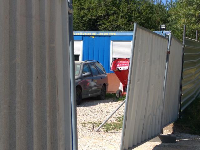 Първо във ФАКТИ: Безобразие! Вдигат жилищна сграда в подножието на Витоша