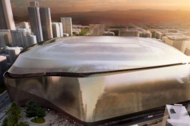 Реал Мадрид най-после се завръща в своя дом!